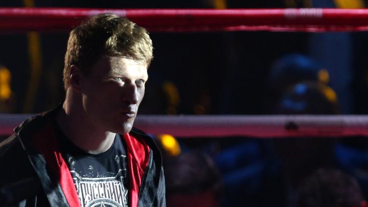 Русский боксер Александр Поветкин одолел Хаммера