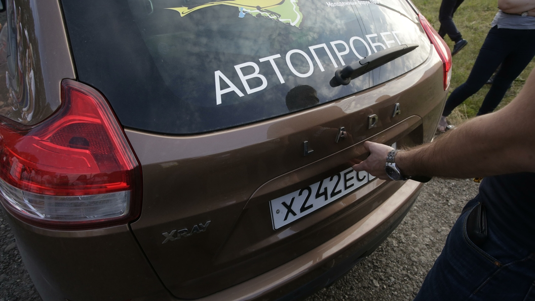 Доля автопрома на русском рынке снизилась дочетверти