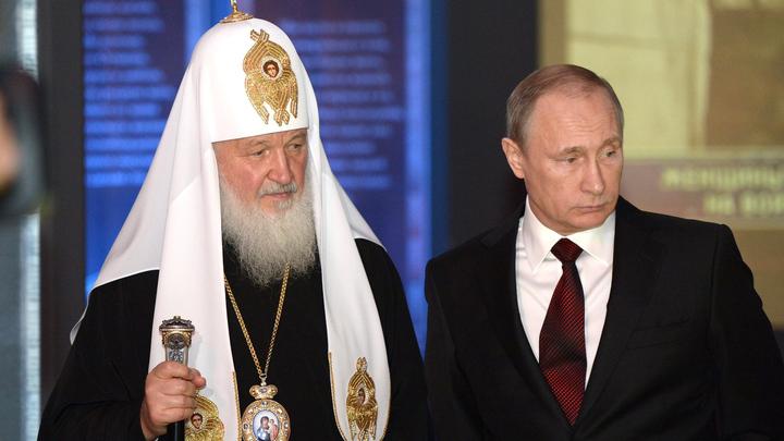 Путин поклонился мощам адмирала Ушакова и апостола Андрея Первозванного
