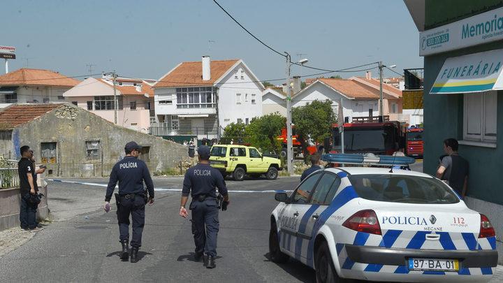 На острове Мадейра в Португалии упавшее дерево убило свыше 10 человек