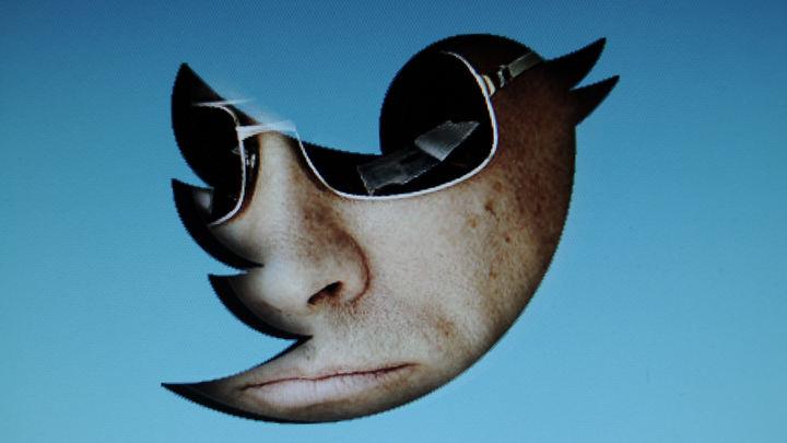 Твиттер написал 1,4 миллиона пользователей, что они испорчены влиянием России
