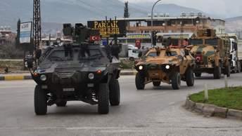 Прорыв дипломатии: Турция приветствует ввод сирийских правительственных войск в Африн