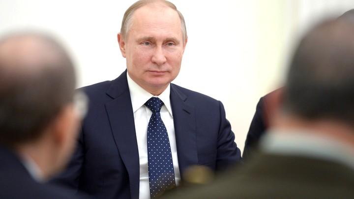 Путин дал месяц правительству на разработку нормативов для производителей ОПК