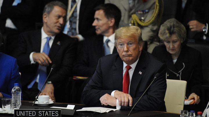 Поток долларов через газопровод в Российскую Федерацию неприемлем— Трамп