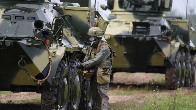 Дезертирство бойцов ВСУ  вынудило Киев взять ВСУ под жесткий контроль - ЛНР