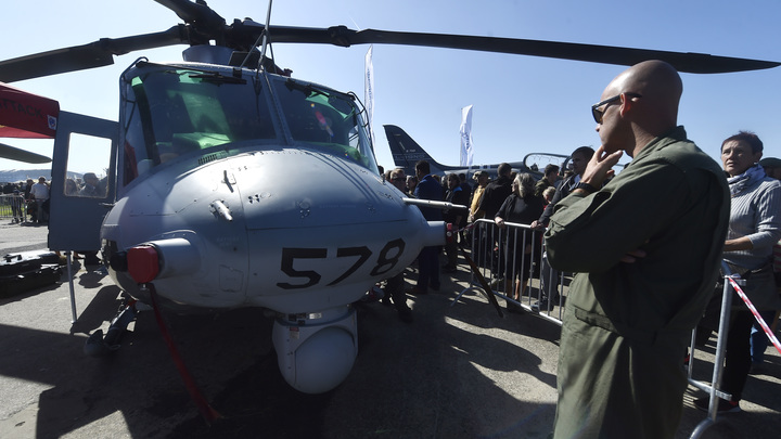 Американцы уничтожили С-400? Вертолёты с воздуха расстреляли технику - в Сети провели аналогию с Россией