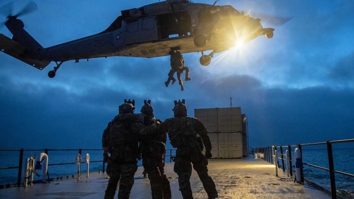 Стрельбу по американским военным на базе открыл иностранец-стажер