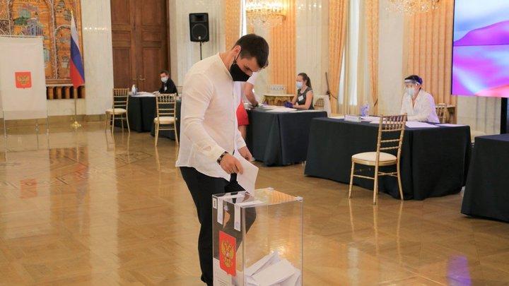 И традиционное: Госдеп США вновь вмешивается в дела России, голосуя за русских