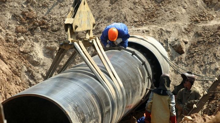 «Газпром» достроил подводную часть первой нити «Турецкого потока»