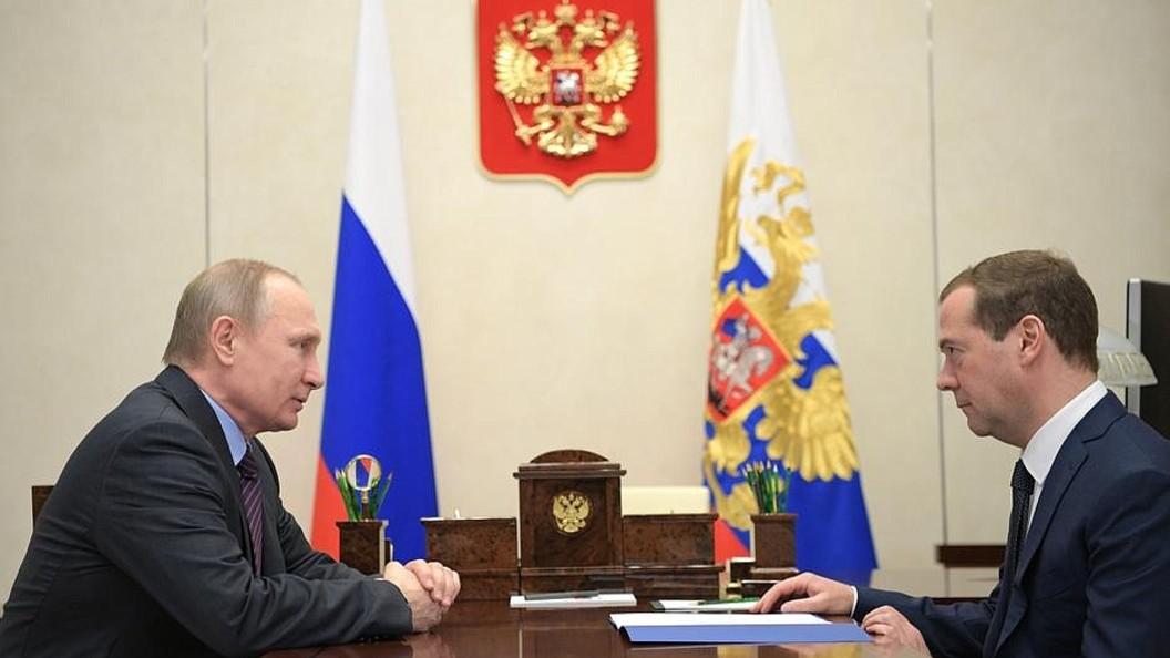 Путин напомнил Медведеву, о чем его обязательно спросят в Госдуме