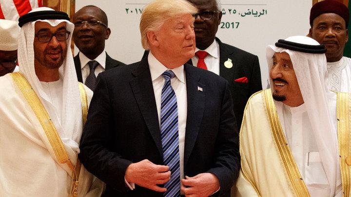 Америка мощно вернулась на Ближний Восток