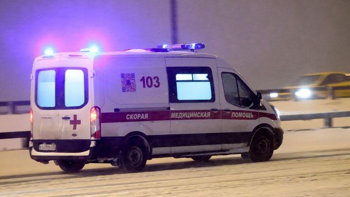 Иномарка сбила двух пенсионерок в Свердловской области
