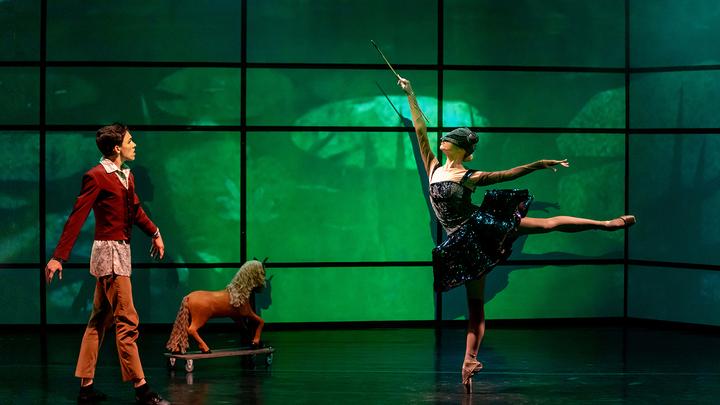 В Екатеринбурге детский театр балета Щелкунчик откроет сезон современной Царевной-Лягушкой