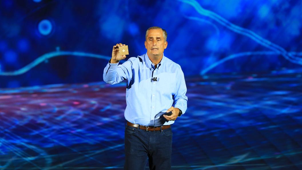 Руководитель Intel уходит вотставку