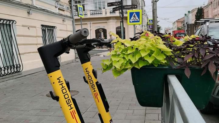 В Самаре растет список зон с ограничением скорости для электросамокатов