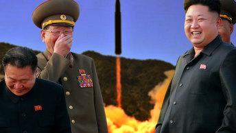 Ким берет мир в заложники и идет на таран