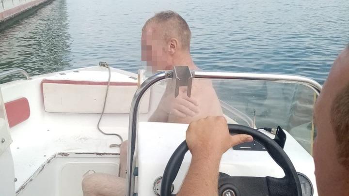 Житель Донецка едва не утонул на набережной Ростова