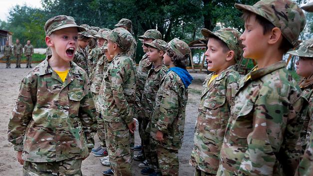 «Сволочи» стали реальностью: На Украине готовят детей-диверсантов