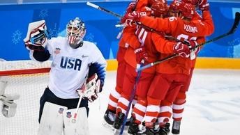 Американцев на Олимпиаде в Пхенчхане раздразнили флагами Донбасса
