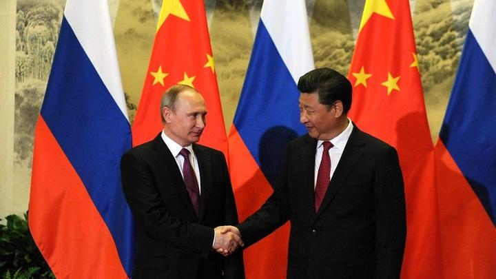 Торговля между россией и китаем валюта индикатор уровней спроса форекс