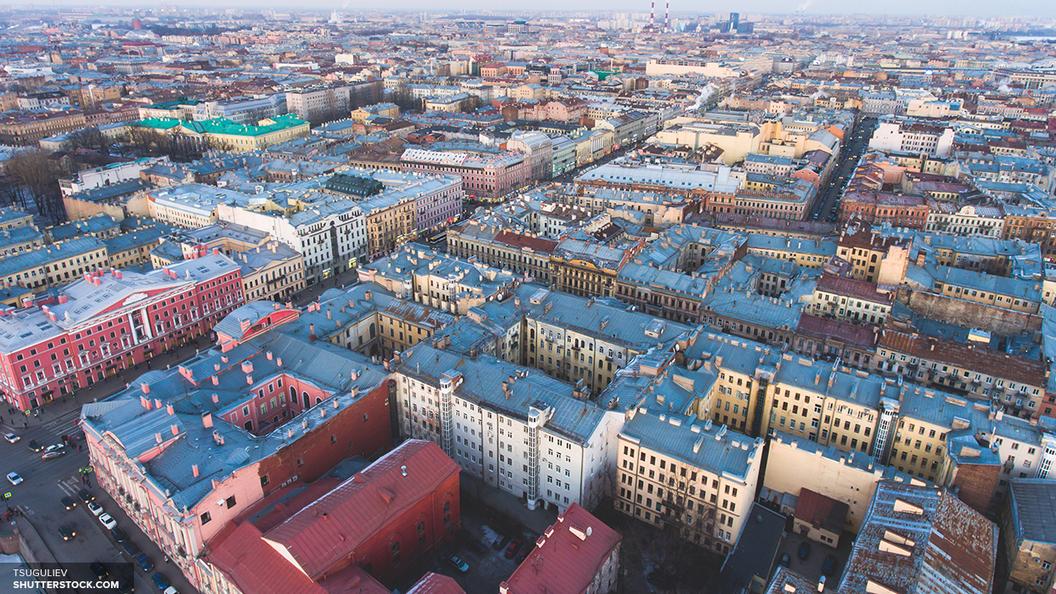 В Санкт-Петербурге построят самое высокое колесо обозрения в мире