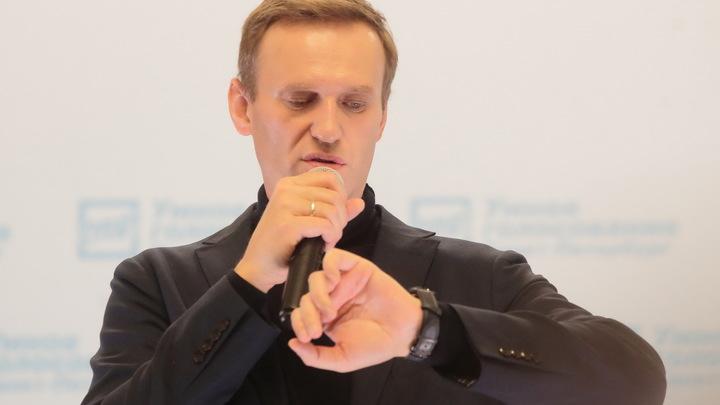 Моральные страдания бьюти-блогера: шпионские фото Навального опубликовал Гаспарян