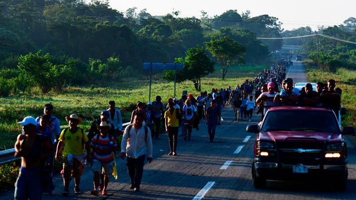 Латиноамериканцы идут захватывать США
