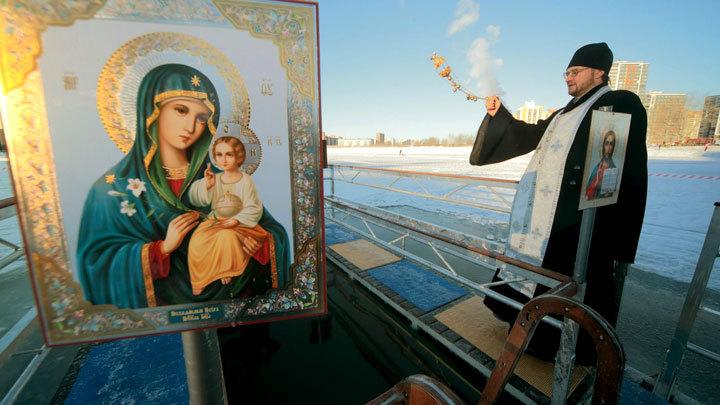 Крещение: Где можно будет окунуться в Москве