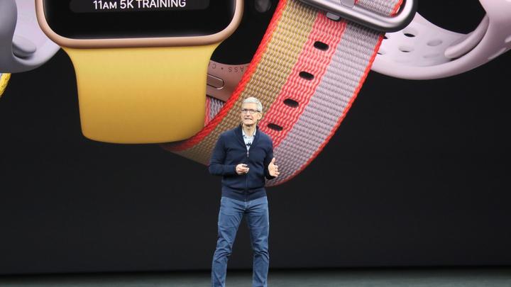 Названа стоимость новых iPhone 8 и iPhone 8 Plus