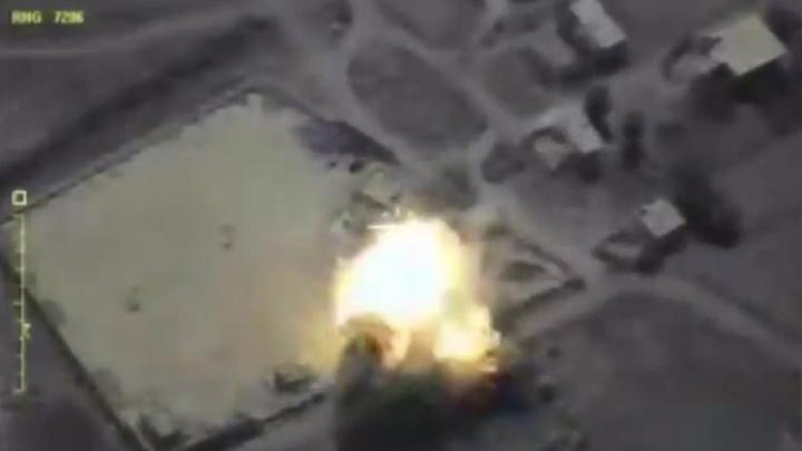 Минобороны: Россия использует новые способы ведения войны с ИГИЛ