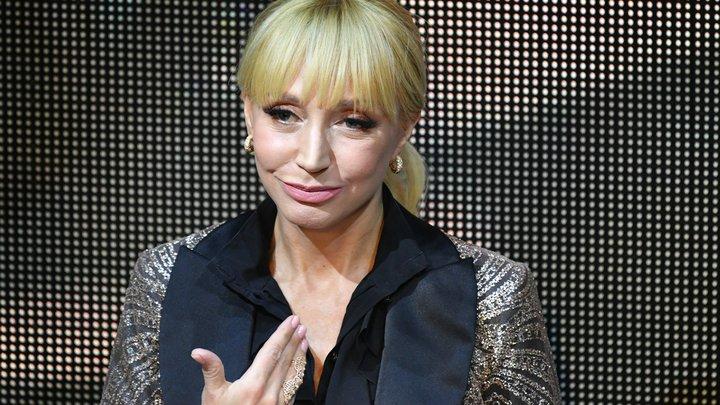 Екатерина Стриженова пожелала Орбакайте самого большого огорчения после перелома