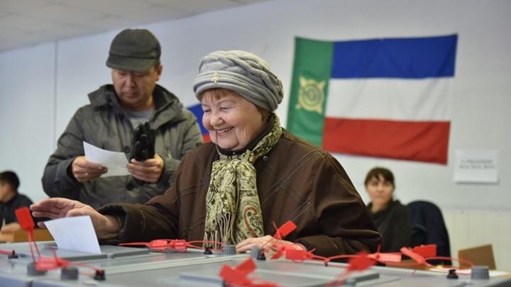 Хакасия проголосовала за неизвестность