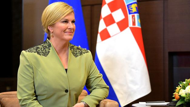 Президент Хорватии будет болеть за свою команду в Сочи