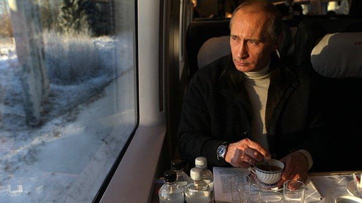 Путин стал ещё больше Путиным. Вскрыв кубышку с триллионами, он вынес приговор