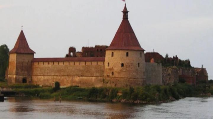 Объект ЮНЕСКО и памятник 700-летней давности крепость «Орешек» под Петербургом восстановят