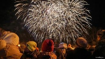 75-летие освобождения Варшавы: в Москве гремят праздничные салюты