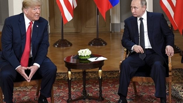 Путин закрыл для мира вопрос по Крыму