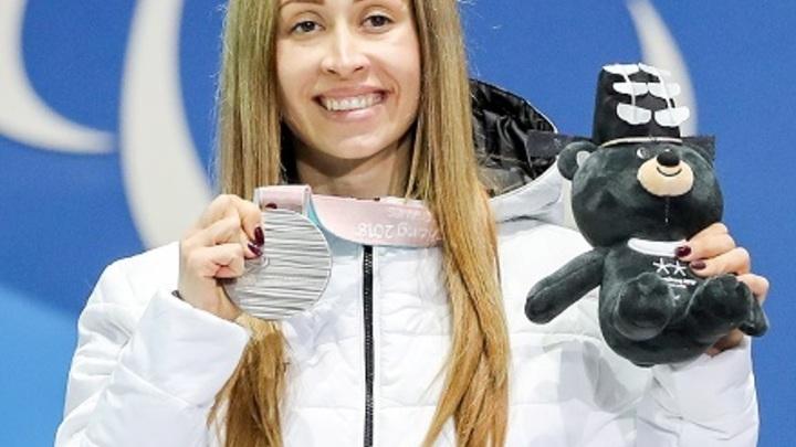 Биатлонистка Лысова снова завоевала золотую медаль Паралимпийских игр