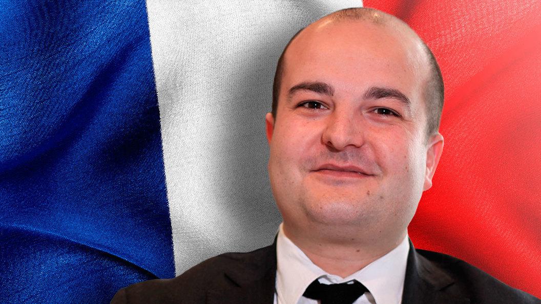 Давид Рашлин: Либо система с глобалистами, либо патриотизм с Марин Ле Пен