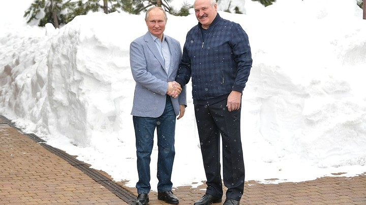 Лукашенко оценил странные сообщения о его встрече с Путиным: Брехня