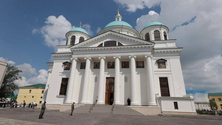 Сердце Православной Казани: Патриарх освятил возрождённый собор Казанской иконы Божией Матери