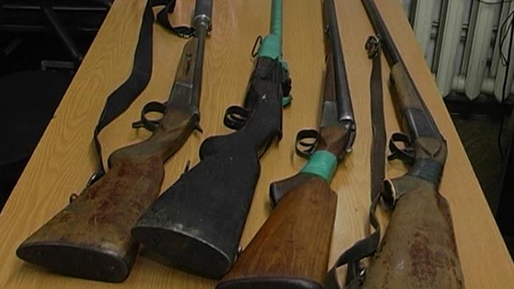 В Самарской области возбуждено 16 уголовных дел из-за незаконного хранения оружия