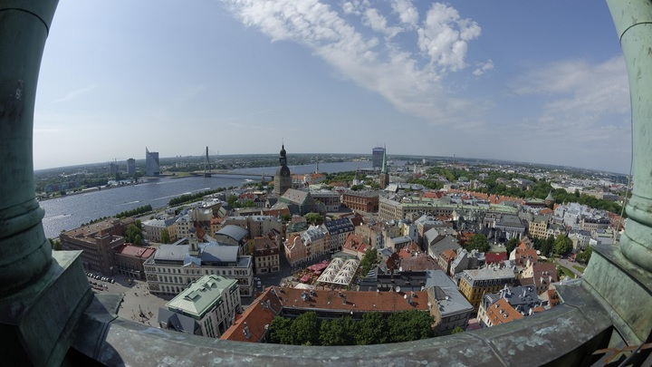 Как Рига стала русским городом