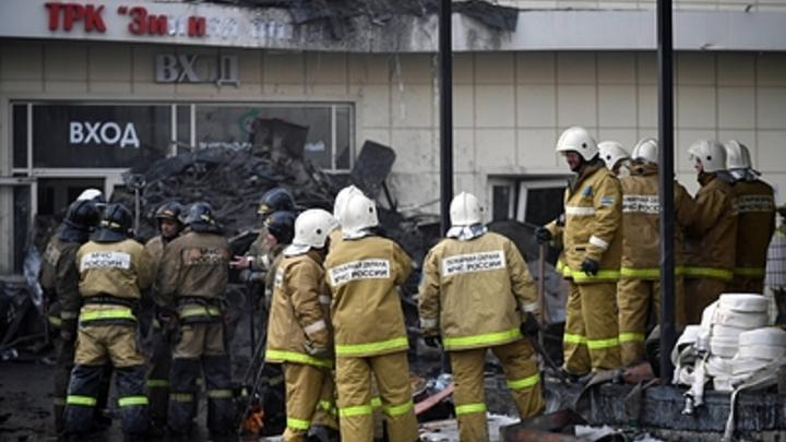 В деле о пожаре в «Зимней вишне» новый фигурант - начальник службы пожаротушения Бурсин