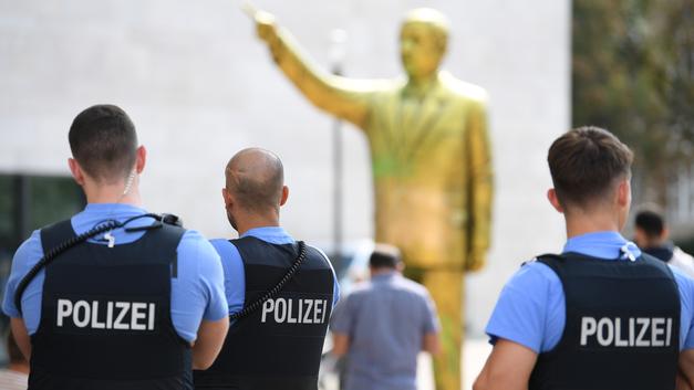 В германском Хемнице прошел новый митинг против преступлений мигрантов
