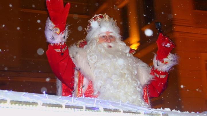 Дед Мороз отказал в исполнении желания Минюсту США