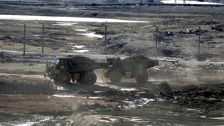 Штраф Норникелю за разлив топлива вывел Русал на эмоции