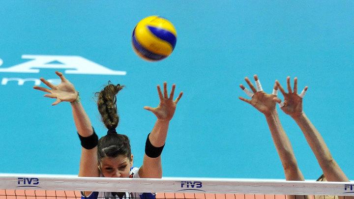Травма Гончаровой помешала: Наши волейболистки - лишь седьмые