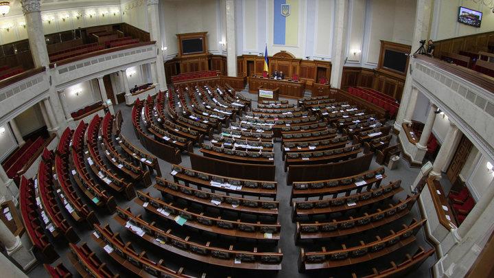 Ганьба для Гончарука: В Раде освистали украинского премьера. Он ответил большим пальцем