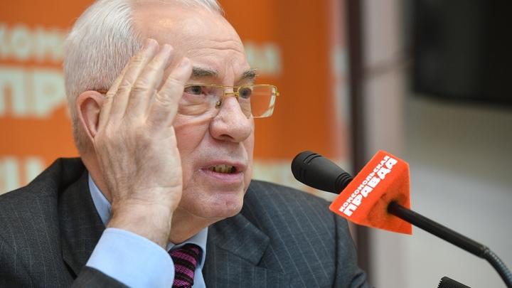 Экс-премьер Украины рассказал, откуда «нахватался» бандеровских лозунгов игрок сборной Хорватии